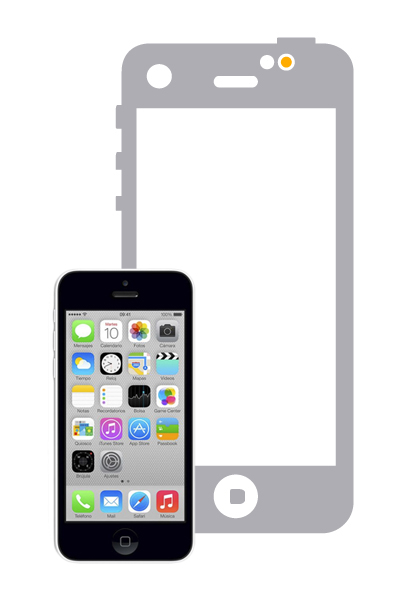 Sensor Proximidad Iphone S